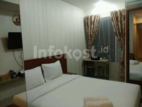 Apartemen Grand Kemala Lagoon Bekasi Barat