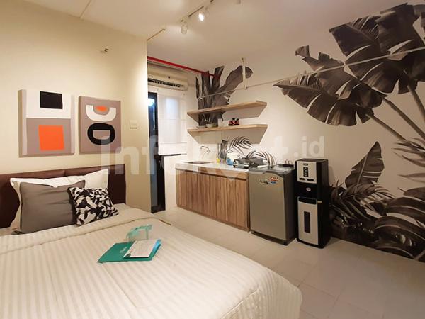 Studio Apartement Kebagusan City 16C 29