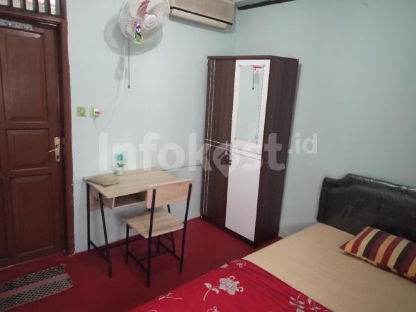 Rumah Kost Bulanan, Putri/Sista/Karyawati/Mahasiswi, Wifi