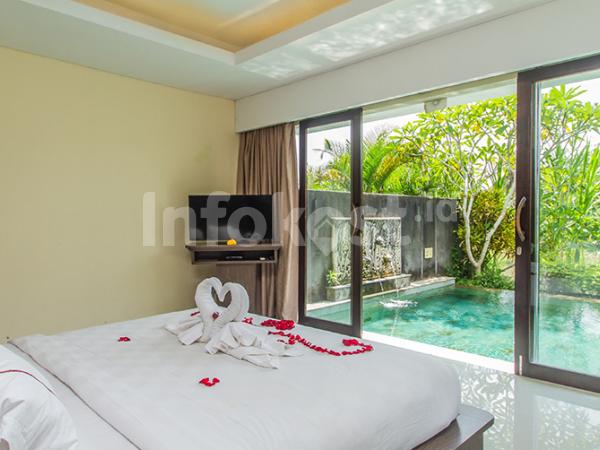 1 BR Villa Private Pool Ubud