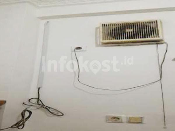 Kost Binus U9A Residence Kemanggisan Jakbar