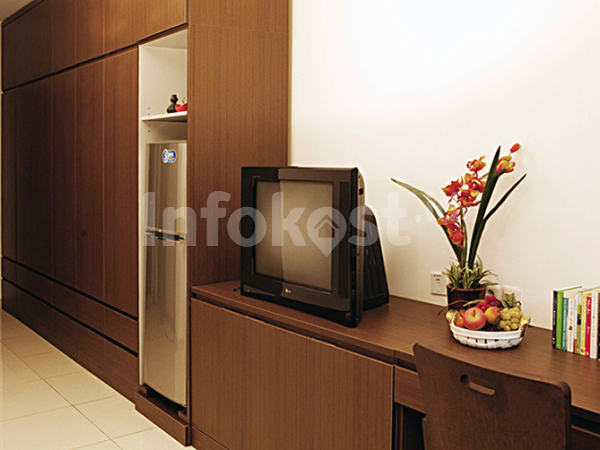 Kost Exclusive Emerald Residence