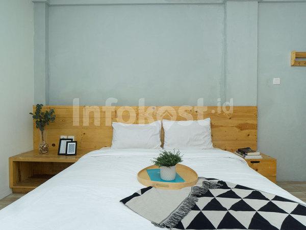 Kost Co-Living Pinnus Cipete Kebayoran Baru Jakarta Selatan Dekat MRT Blok A